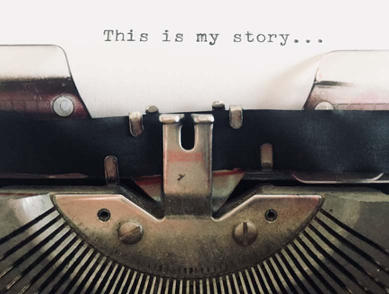 Your Story Typewriter Small